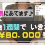 【主婦FX】FX自動売買、開始1週間で8万円の利益でました。