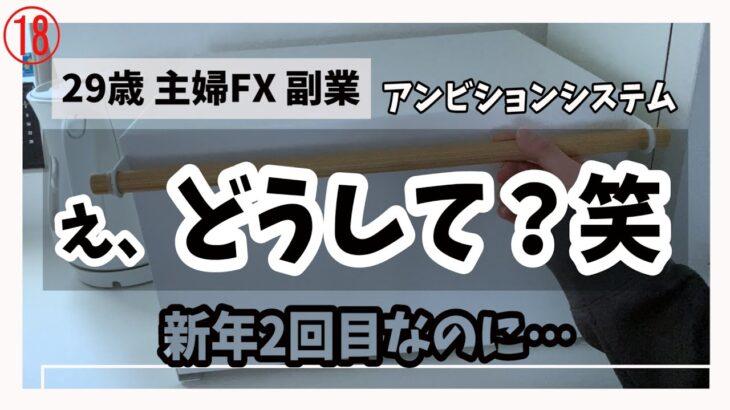【主婦FX】第18回!アンビションシステム週間報告☆